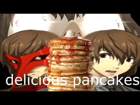 Scrumptious Pancakes