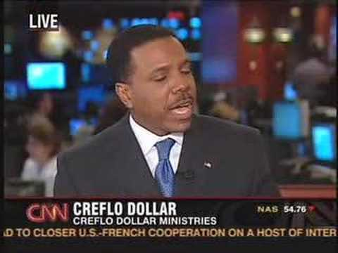 Creflo Dollar Interview Part 1