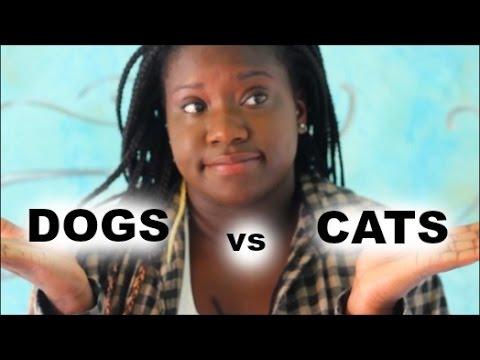 Dog People vs Cat People || ft. peaceofelise