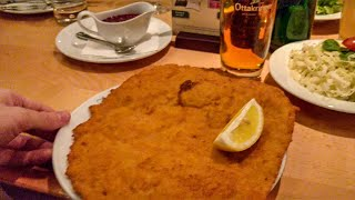 Vienna's most famous schnitzel! || EUROPEAN ADVENTURE DAY4