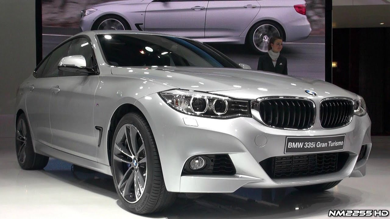 2014 bmw 335i gt m sport gran turismo 2013 geneva motor show youtube. Black Bedroom Furniture Sets. Home Design Ideas