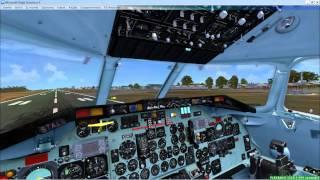 MCDONNELL DOUGLAS DC-9-30 AVENSA FSX