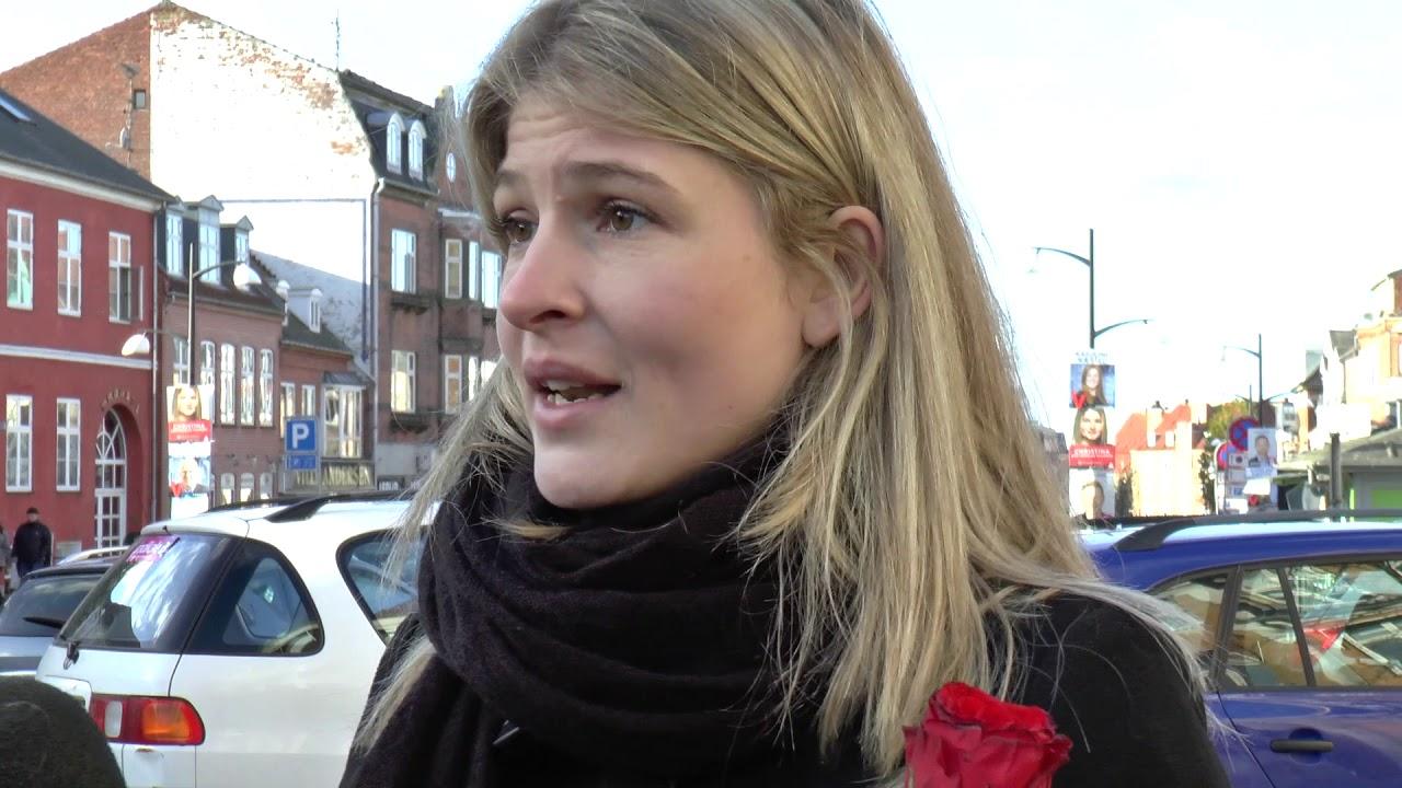 Christina K  Hansen - tid til velfærd.