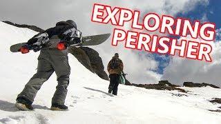 Exploring Epic Perisher Australia - Snowboarding Vlog