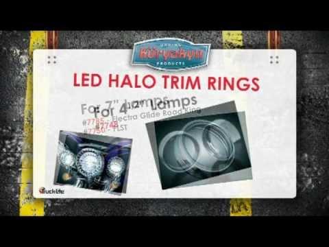 D O T Compliant Phase 7 L E D Headlamps Headlights