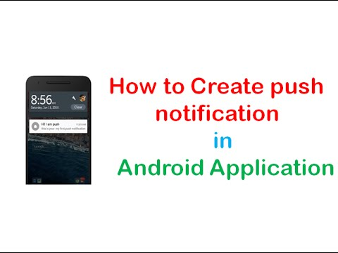 How to create push notification in android application shoutcafe how to create push notification in android application shoutcafe ccuart Choice Image