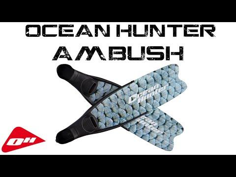 Ocean Hunter Ambush Fin