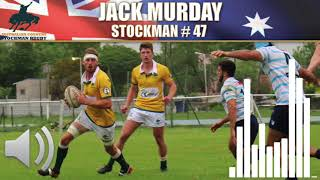 Jack Murday Interview 13 04 18