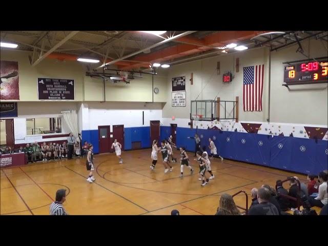 Game Highlights Girls' Varsity: Heatly 62 vs Loudonville Christian 42 (F)