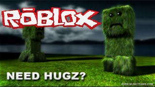 Let's Play Roblox Build to Survive the Creepers! - PEW PEW!!!