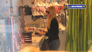 Petra Eccelstone shops for her dog and gets a ticket