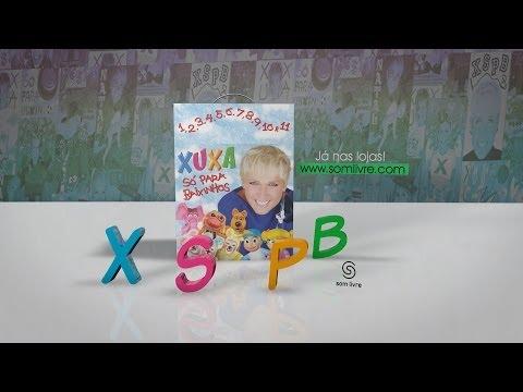 """Comercial Som Livre - """"DVDs Xuxa Só Para Baixinhos do 1 ao 11"""""""