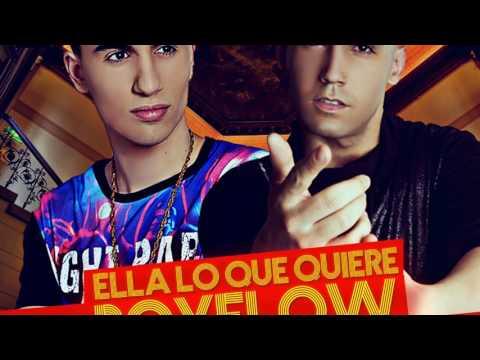 BoyFlow Feat. Erick Galan - Ella Lo Que Quiere (Official Audio)