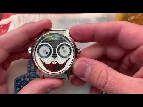 Видеообзор на Sinobi, китайская версия часов Joker Константина Чайкина