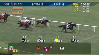 Gulfstream Park Replay show | September 7, 2019