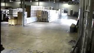 Forklift Driver Funny Accident