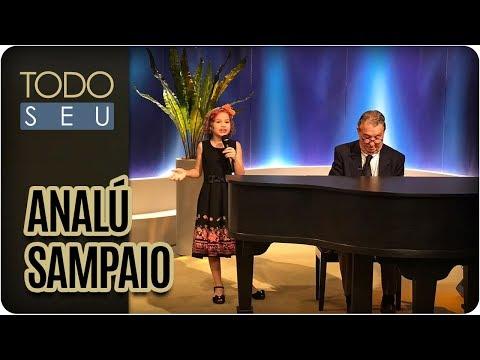 Analú Sampaio - Todo Seu (12/10/17)