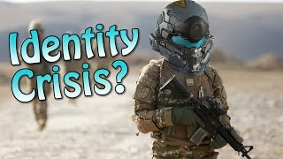 Halo\'s Identity Crisis | Is Halo still a Military Sci-Fi Shooter?