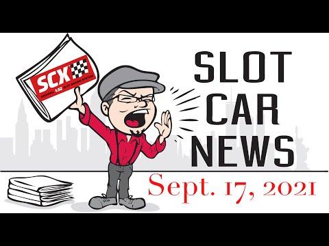 Fly, Avant Slot and SCX news!