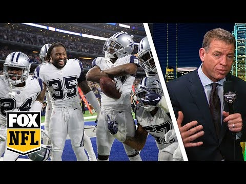 Troy Aikman: Dallas Cowboys are 'absolutely' for real and will win NFC East | FOX NFL