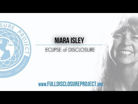 Niara Isley - Eclipse of Disclosure - Consciousness Initiative