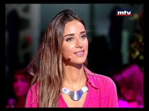 Men El Ekhir - 26/09/2014 - Ingrid Bawab - من الأخر -  انغريد بواب