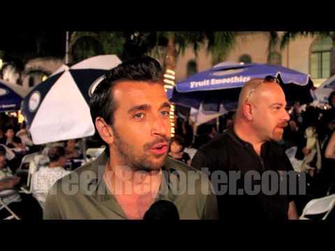 Thanos Petrelis Talks from LA Greek Fest