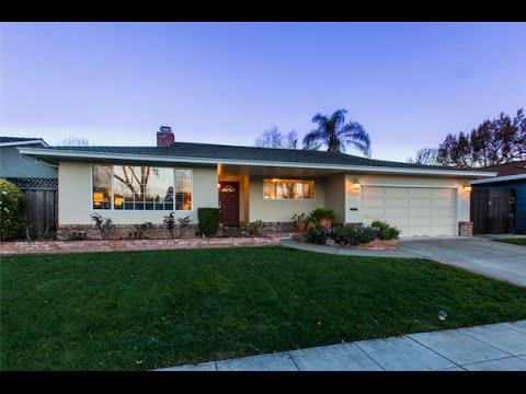 1360 Bobolink Circle, Sunnyvale, CA 94087