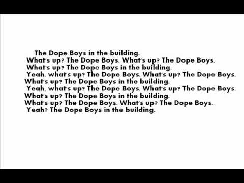 The Game Dope Boys Lyrics