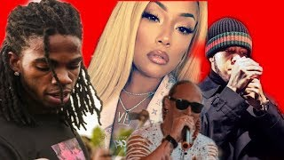 "Alkaline Went All In - Chip ""My Girl"" Stefflon Don & Red Rat"