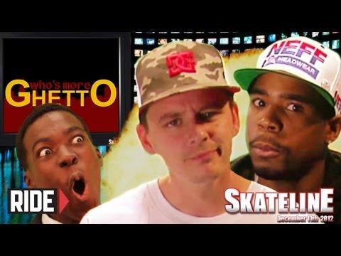 SKATELINE - Josh Kalis and Derrick Wilson...