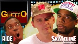 SKATELINE - Josh Kalis and Derrick Wilson Guest Star, DGK