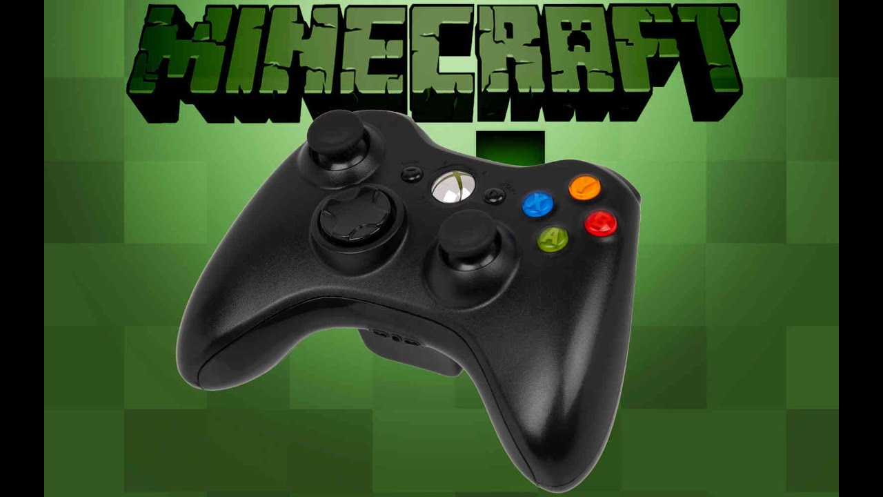 how to play minecraft on pc with xbox controller