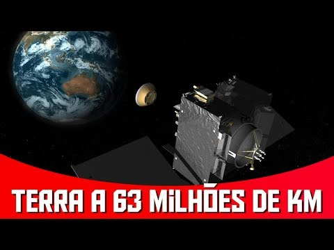 Foto Espetacular da Terra Coloca Tudo em Perspectiva! | AstroPocket News