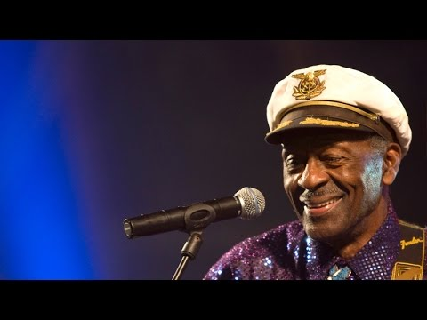 Chuck Berry, the man who 'started it all,' dead at 90