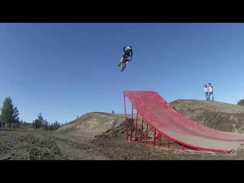 Warren & Cody Twin City Raceway Freestyle Demo