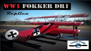 Aviation Documentary - Aircraft Build Red Baron