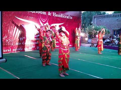 Aanya's Dance Function at Dilli Haat
