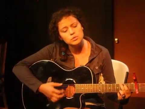 Ashleigh Grycner - THE STORY - Brandi Carlile cover - YouTube