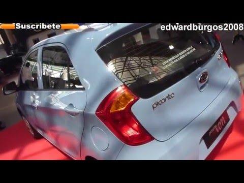kia picanto ion 2013 colombia kia de oquendo auto show medellin 2012 FULL HD