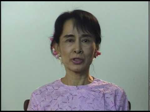CfP Gala 2011 -- Aung San Suu Kyi asks filmmakers for help and pleads for release of artist Zarganar