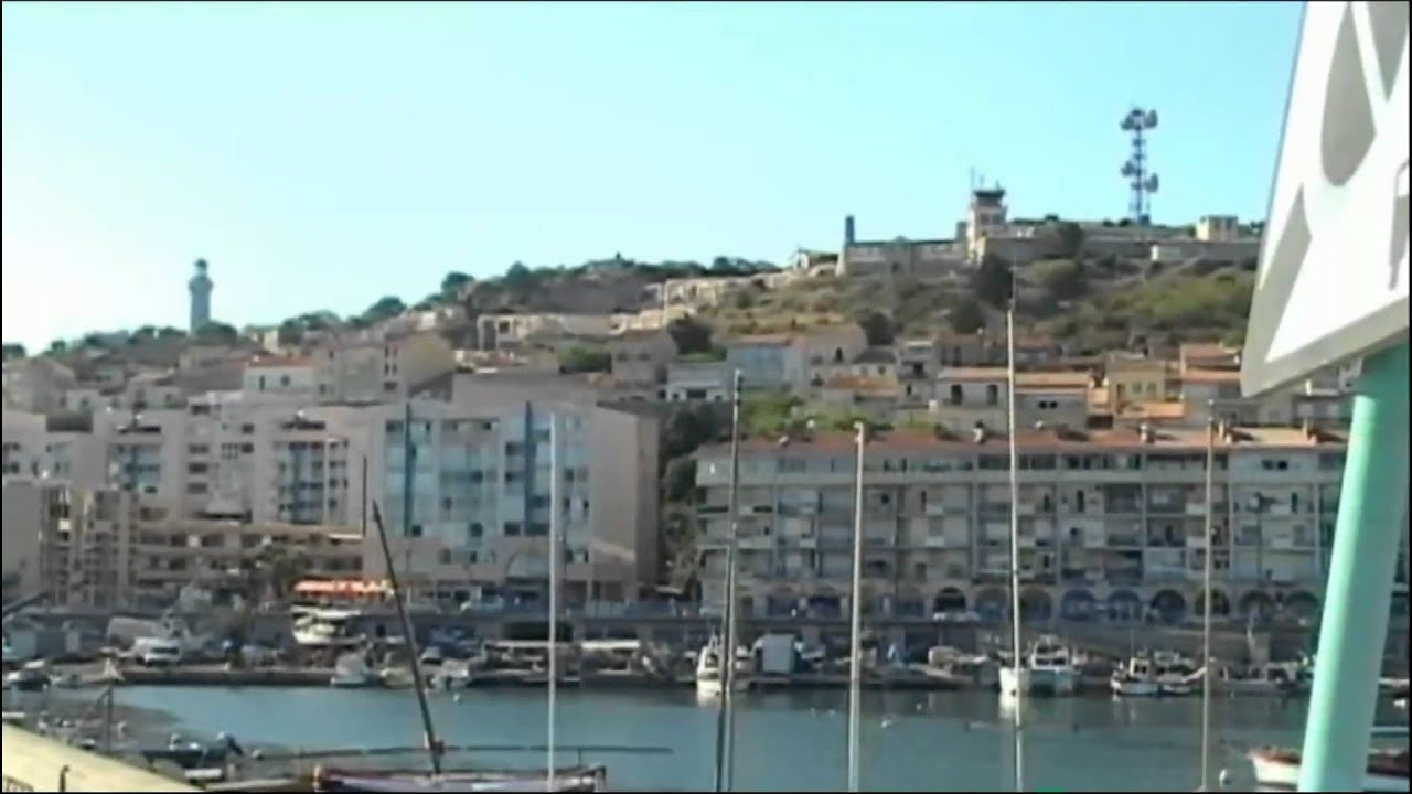 2 me partie documentaire ville de s te youtube for Piscine fonquerne sete