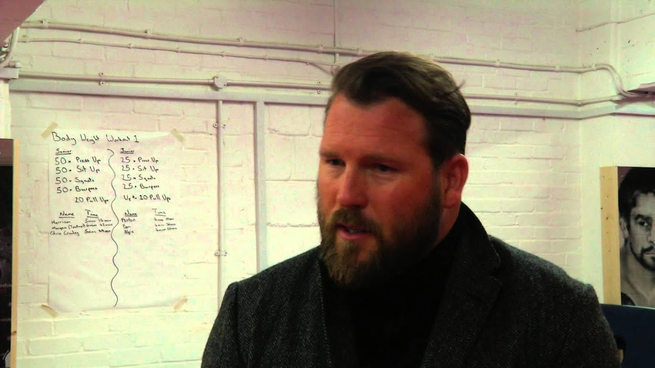 Brighton Boxing Promoter Scott Welch Talks Ahead Of Battle On The Beach Fight Night Youtube