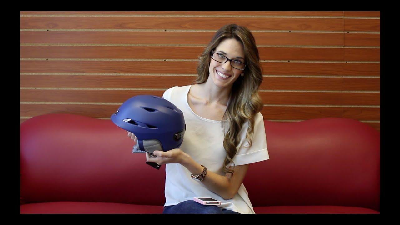 Giro seam helmet