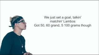 trap queen   fetty wap william singe cover with lyrics