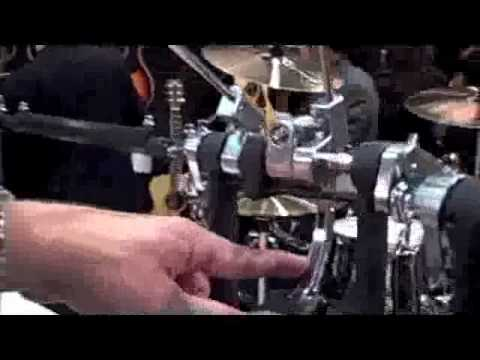 Drummer Video: NAMM 2009 - Yamaha Direct Drive Pedal