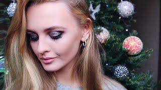 видео Вечерний новогодний макияж 2017: сказочный образ