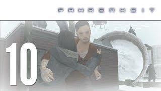 Fahrenheit (Part 10 of 12) No Commentary Indigo Prophecy Walkthrough Gameplay
