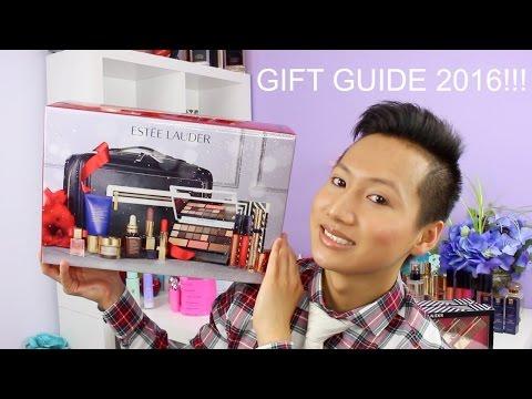 Holiday Gift Guide 2016 - Estee Lauder   HUEYYROUGE