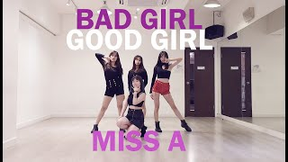 Miss A (미쓰에이) - Bad Girl Good Girl Dance cover by Gwill